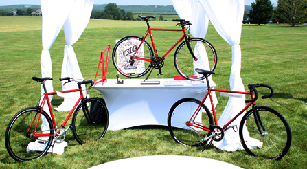 Photo of Show-booth-for-IRIDE-bicycles-at-Benltley-luxury-event-Bridgehampton_9954-city