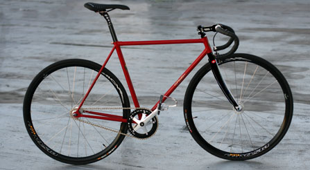 Italian Made Iride Track Fixie Bikes Coming To Us Bikerumor