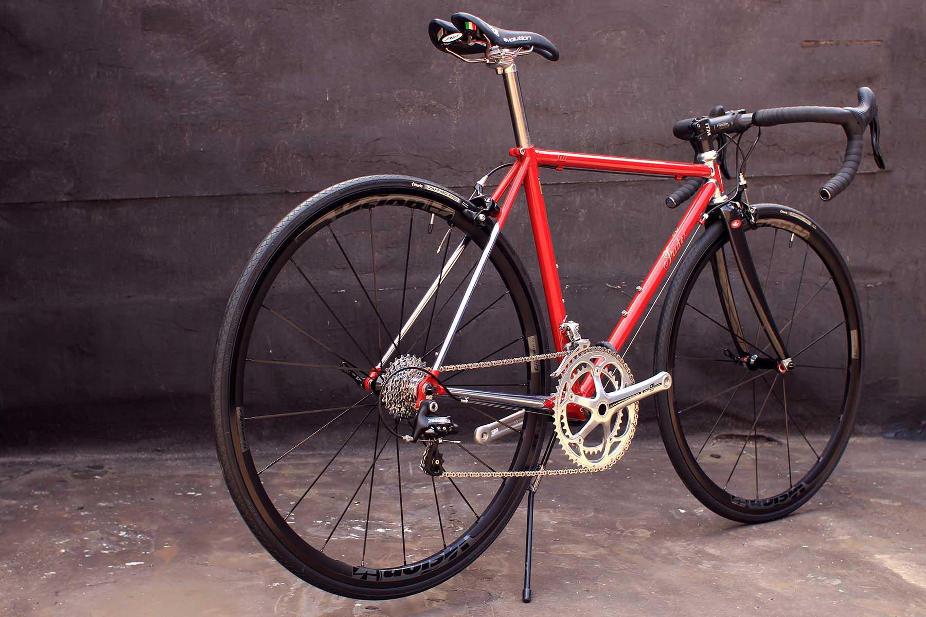Nucleo The New Iride Road Bike 20 Speed Racing Bicycle