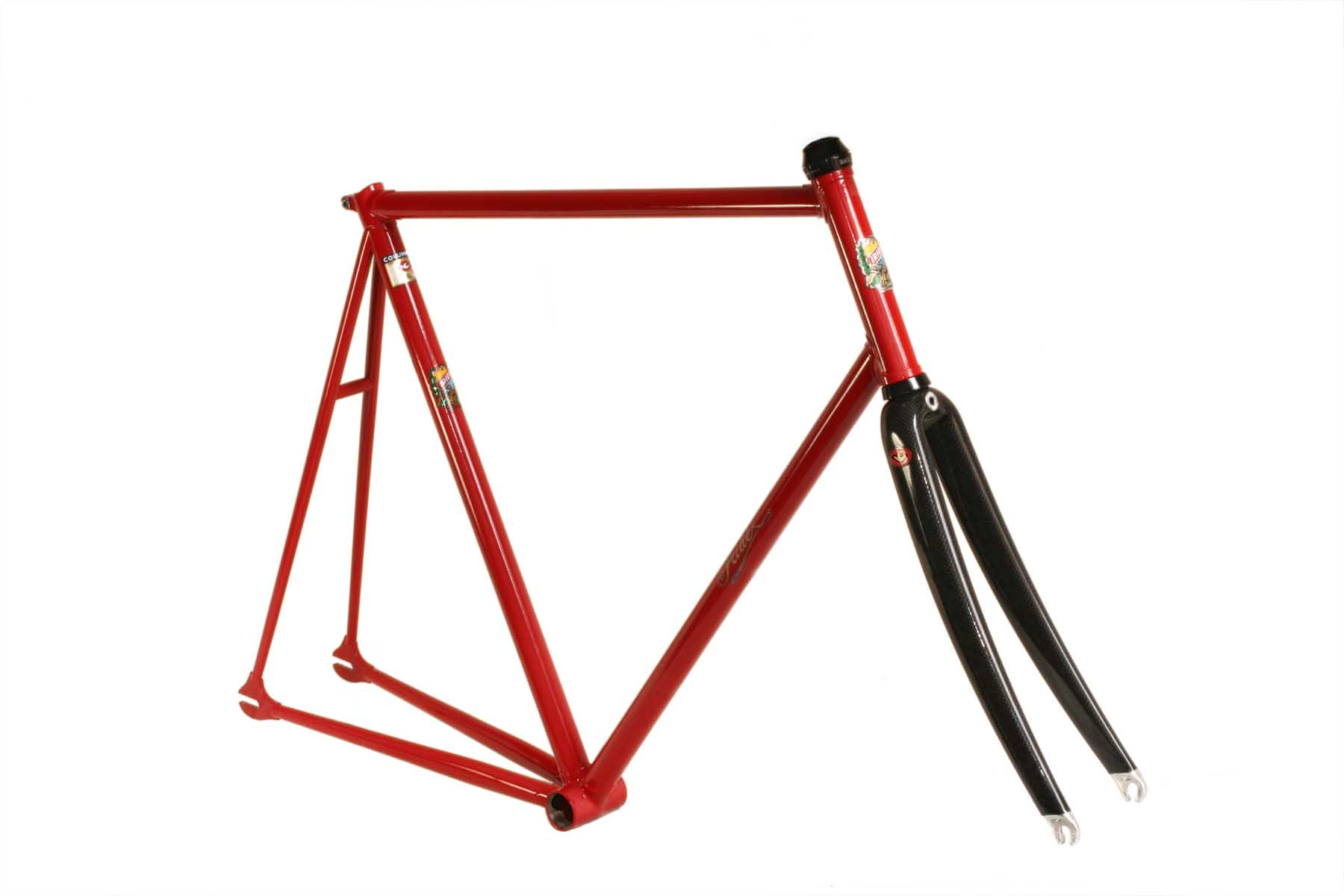 The New IRIDE Track Bike Frame Kit, fixed gear, fixie, or pista ...