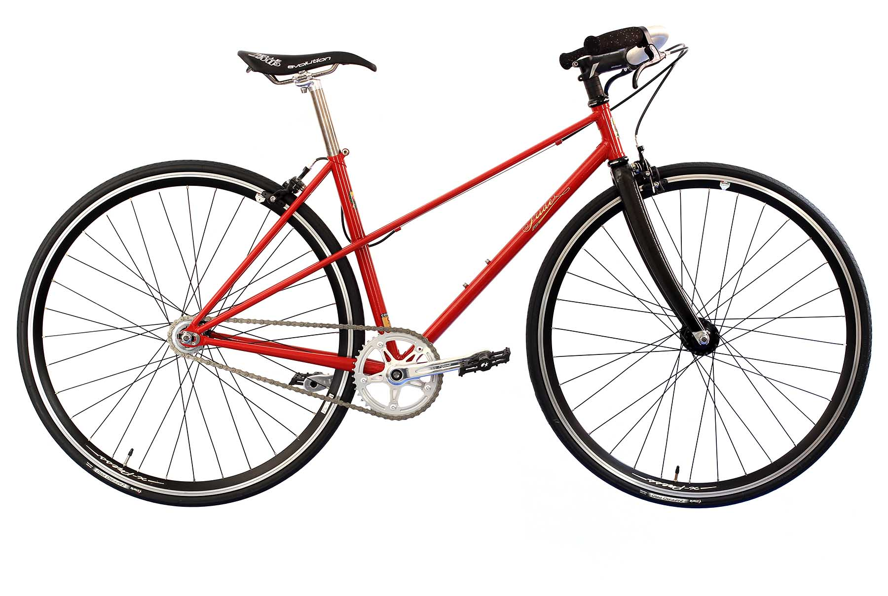 Monello! Buy the New IRIDE Mixte single speed bicycle with high-end ...