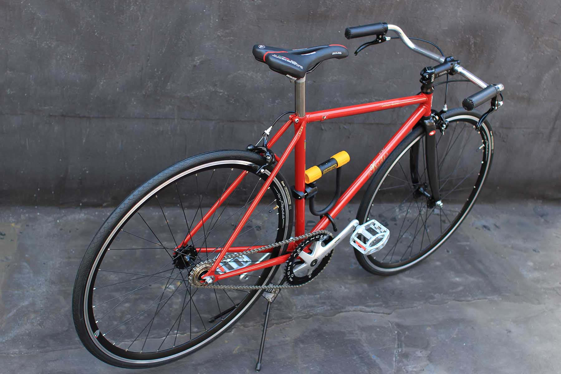 Monello, The New IRIDE Roadster single speed bicycle, one speed with ...